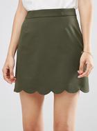ASOS A-Line Mini Skirt
