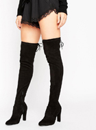 River Island Over The Knee Boot