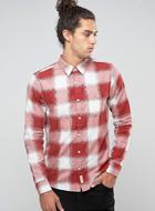 Hollister Slim Flannel Shirt