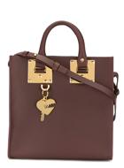 SOPHIE HULME square Albion Bag