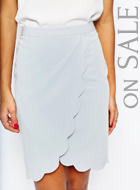 ASOS Wrap skirt