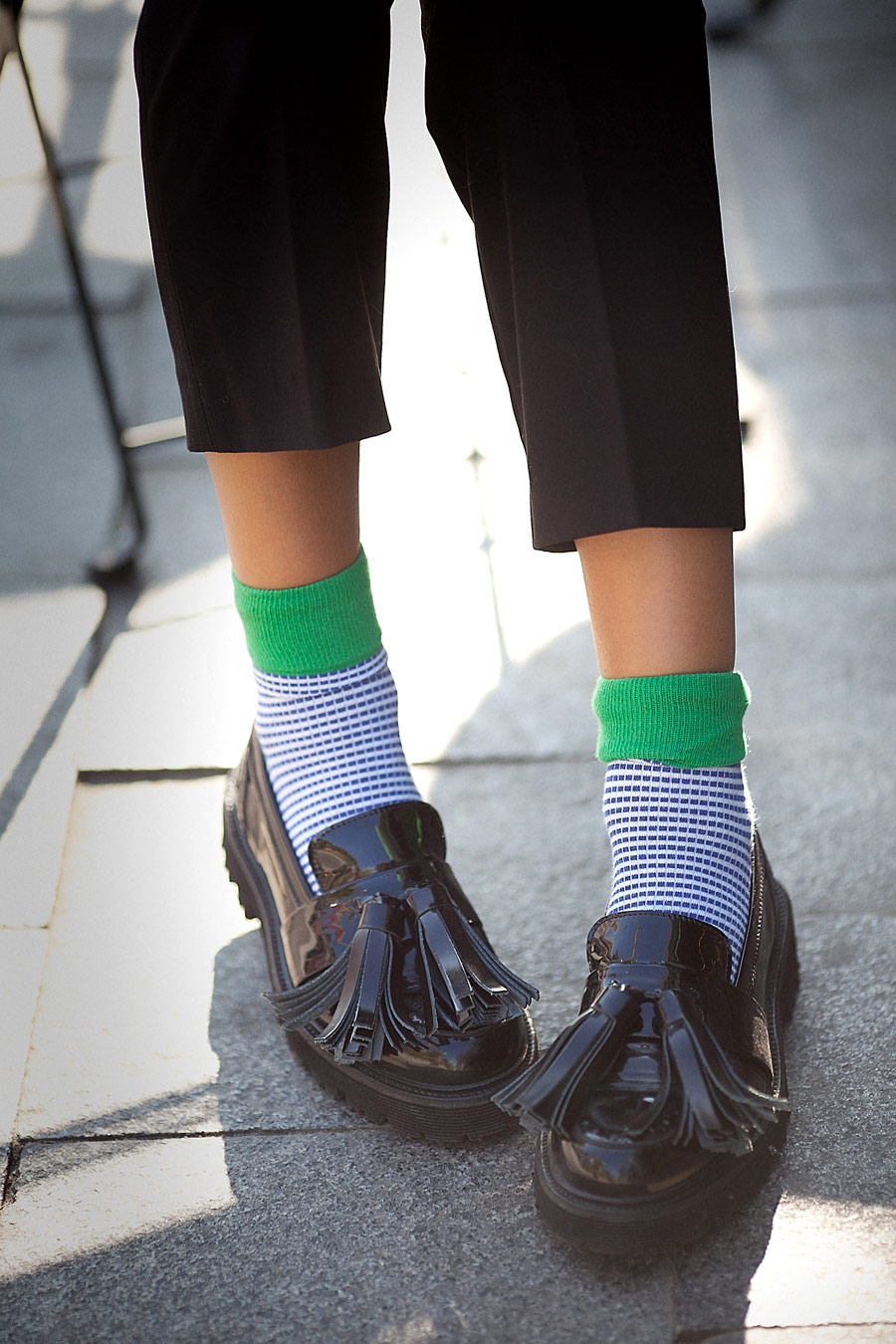 MSGM loafers, tassel loafers,