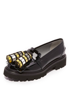 MSGM Tassel Loafers