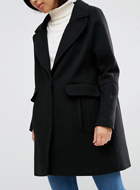 ASOS Jacket with Swing Shape