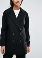 ASOS Double Breasted Coat