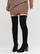 ASOS KADE Over The Knee Boots