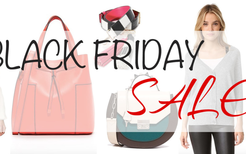 Black Friday Promo-codes and best pieces to shop!