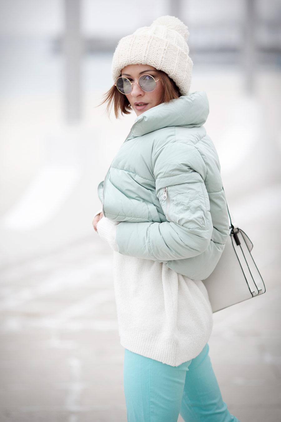 пуховик образы, луки с пуховиком, зимние луки, образы на холодную погоду,