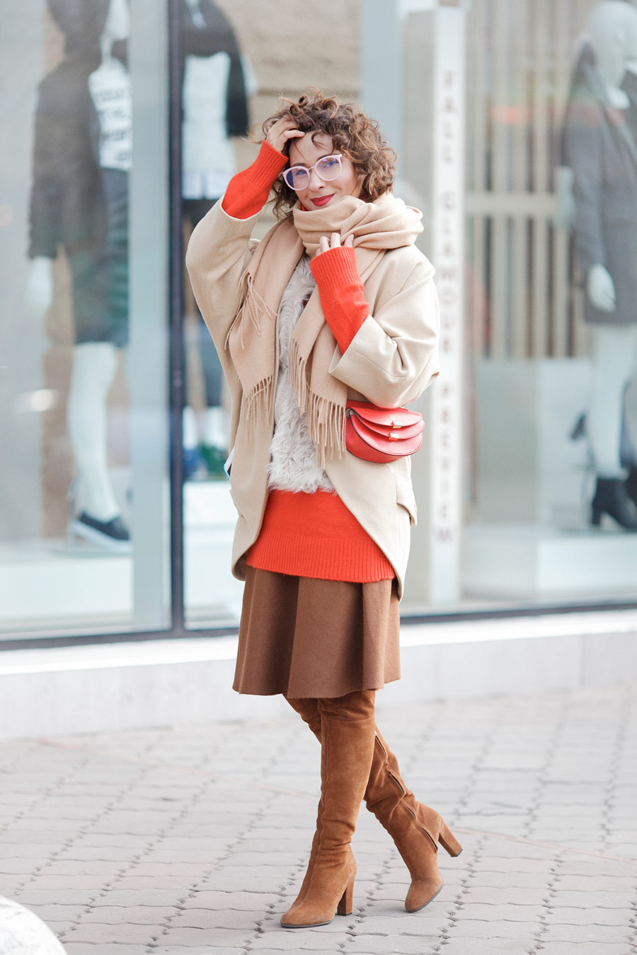 winter outfits, chic style winter outfit, camel coats outfits,