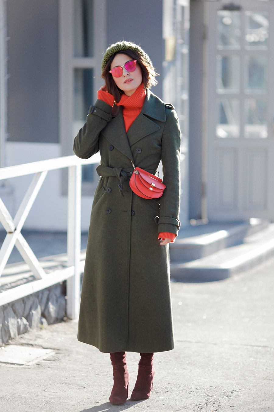 military coat outfits,