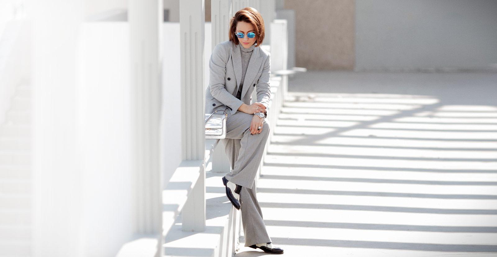the power of suit, power suits for women, образы с женским костюмом, классический стиль,