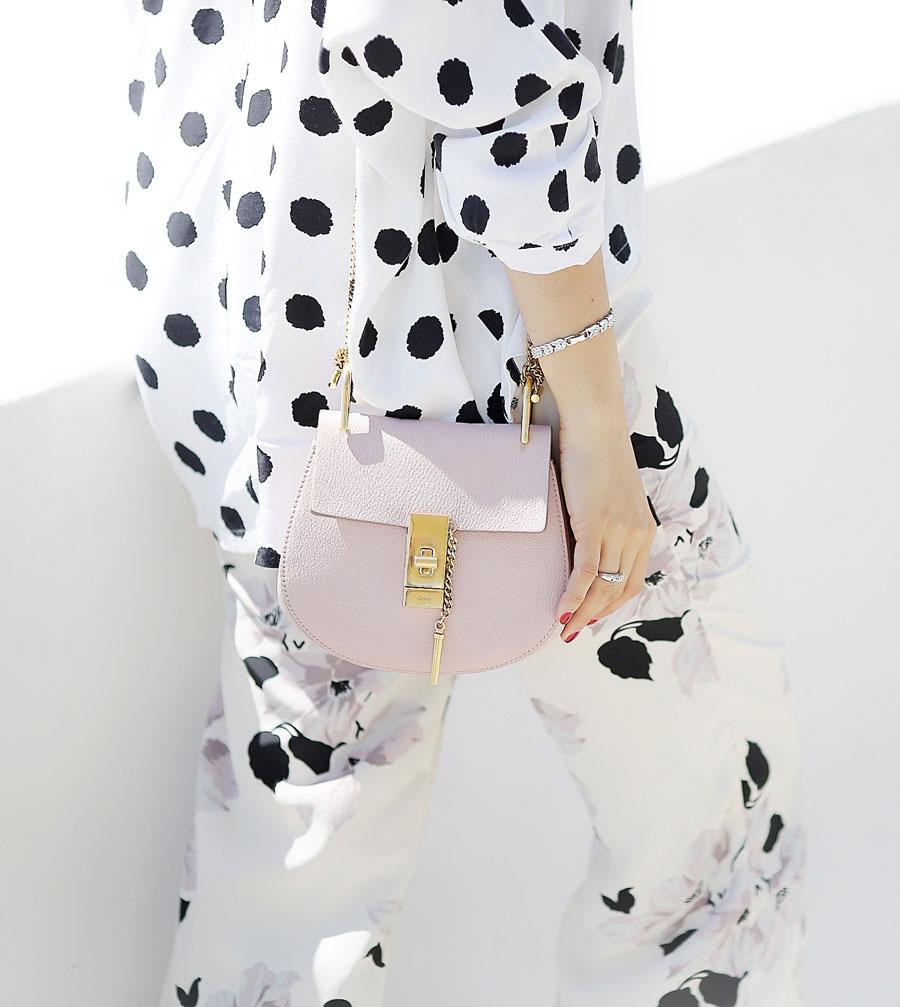 chloe drew bag outfits,